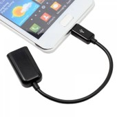 Cable Adaptateur Usb Femelle - Micro Usb Male Otg Tablette Smartphone Host