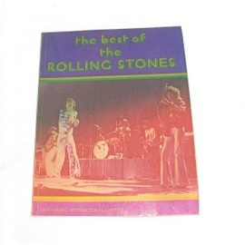 THE BEST OF THE ROLLING STONES - LIVRE DE 20 PARTITIONS