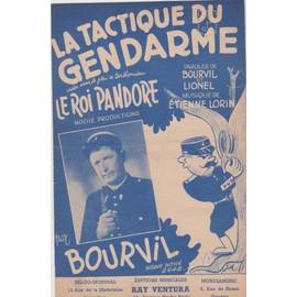 """bourvil """"la tactique du gendarme'"""