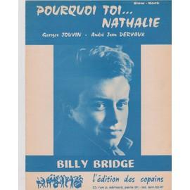 """billy bridge pourquoi toi..."""""""