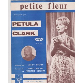 """petula clark """"petite fleur"""""""