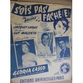 Sois Pas Fache(E) Gu�tary Gloria Lasso