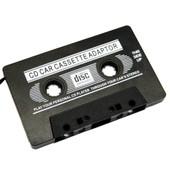 MP power Adaptateur cassette de voiture auto radio pour lecteur MP3 CD baladeur t�l�phones mobiles