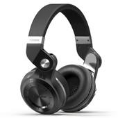 Bluedio T2s (Turbine 2 Shooting Brake) Casque Audio Bluetooth St�r�o Sans Fil Microphone Int�gr� Noir