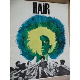 """HAIR Recueil de 4 standards de la Comédie musicale """"HAIR"""""""