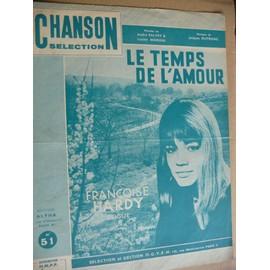 LE TEMPS DE L'AMOUR Françoise Hardy