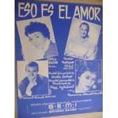Eso Es El Amor Gloria Lasso Dario Moreno