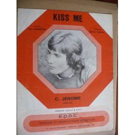 Kiss me C.Jerome