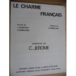 Le charme français C.Jérome