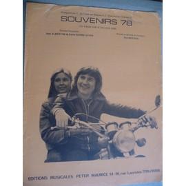 SOUVENIRS 78 C.Jérome