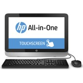 HP All in One Tactile 22-2125nf AMD A4-6210 23