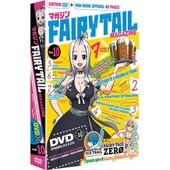 Fairy Tail - Coffret Avec Le Dvd Volume 10 Et Fairy Tail Magazine N�10 (1dvd)