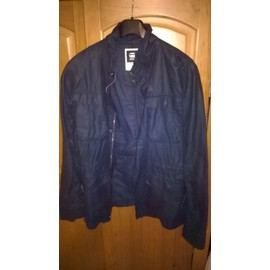 Veste G-Star L�g�re Bleu Marine