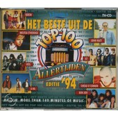Het Beste Uit De Top 100 Allertijden Editie '94 - Queen , U 2 , Japan , Kiss , Peter Gabriel , Talking Heads , Bon Jovi , Donald Fagen , Toto , Steve Winwood , The Sweet , New Order , Golden Earring , Genesis