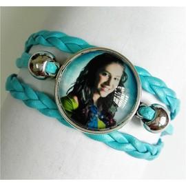 Bracelet Chica Vampiro Turquoise Fille Neuf