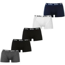 Boxer Lee Cooper Lot De 5