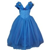 Cendrillon Princesse Butterfly Girl Costume Abc-Style