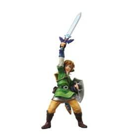 The Legend Of Zelda Skyward Sword - Mini Figurine Link Medicom Udf S�rie 1 6 Cm