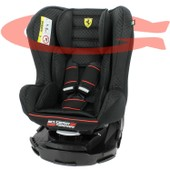 Si�ge Auto Ferrari Pivotant 360�Et Inclinable Made In France Groupe 0+ / 1 (0-18kg) - 4 Positions - Protection Lat�rales - Mycarsit