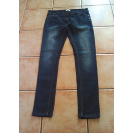 Beau Jean Droit Casual By Gemo Taille 42