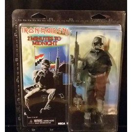 IRON MAIDEN-2 minutes to midnight-(Limited édition figurine)(2015)(UK).