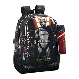 Star Wars Episode Vii Sac � Dos Avec Trousse Captain Phasma 44 Cm
