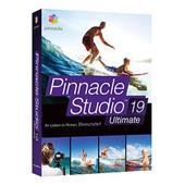 Pinnacle Studio Ultimate - (Version 19 ) - Ensemble De Bo�tes - 1 Utilisateur - Dvd ( Mini-Bo�tier ) - Win - Allemand