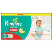 Pampers Baby-Dry Pants Couches Taille 4 (Maxi) 8-15 Kg X 82