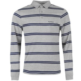 Polo Manches Longues Homme Pierre Cardin