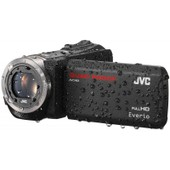 JVC GZ-R315 Noir + Carte SD 8 Go - Cam�scope Full HD tout terrain avec �cran LCD tactile et HDMI + Carte m�moire (ref : GZ-R315B-8G)