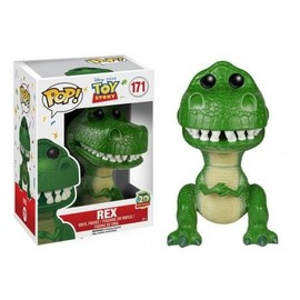 Figurine Toy Story - Rex Pop 10cm