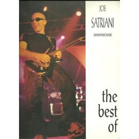 Joe Satriani guitar tab, The best of