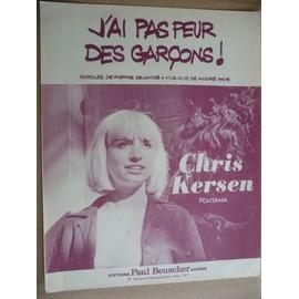 J'ai pas peur des garçons! Chris Kersen