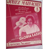 Jouez Mariachis Gloria Lasso