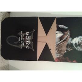 PLV en 2 parties Michael Jackson History officiel pour magasin français