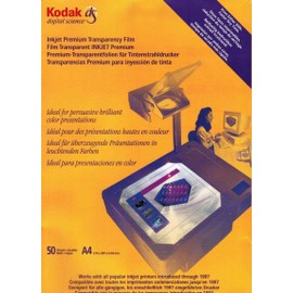 Film Transparent Kodak Inkjet Premium
