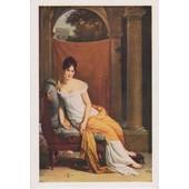Fran�ois Pascal Baron G�rard : Madame R�camier