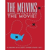 Across The Usa In 51 Days: The Movie de Melvins