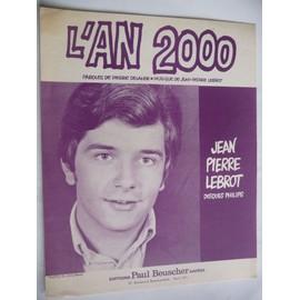 L'AN 2000 Jean-Pierre LEBROT