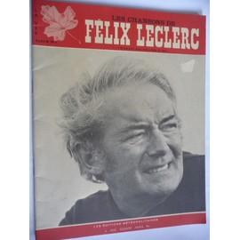 Les chansons de Félix Leclerc