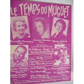 LE TEMPS DU MUGUET Francis Lemarque
