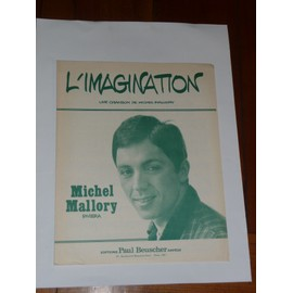 L'IMAGINATION Michel Mallory