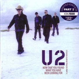 (7CD+2DVD) BOX Now That You Found What You Have Been Looking For Part 2