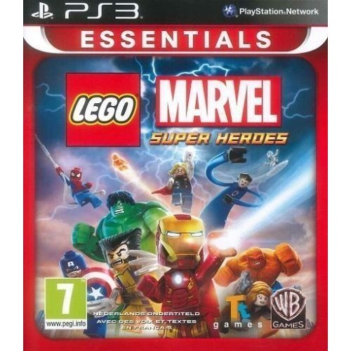 Lego Marvel's Avengers PS3