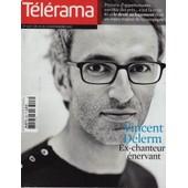 T�l�rama / 16-11-2011 N�3227 : Vincent Delerm (4p) - Ethan Hawke (2p) - The Wire / Sur Ecoute (2p)
