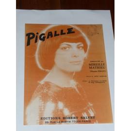 PIGALLE  Mireille Mathieu