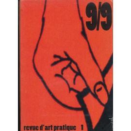 Revue D'art Pratique N� 1 : 9/9