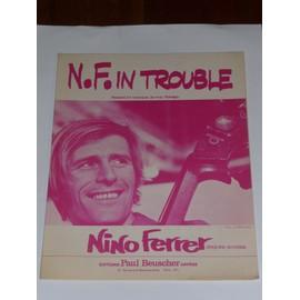 N.F. in trouble Nino Ferrer