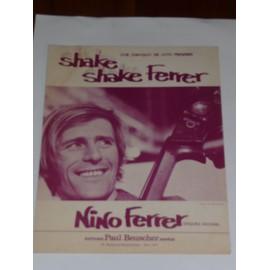 SHAKE SHAKE Nino Ferrer
