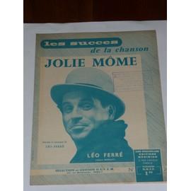 JOLIE MÔME LEO FERRE